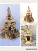 2. Fairy house lamp