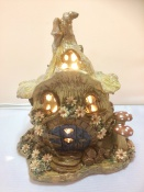 8. Hobbit house lamp