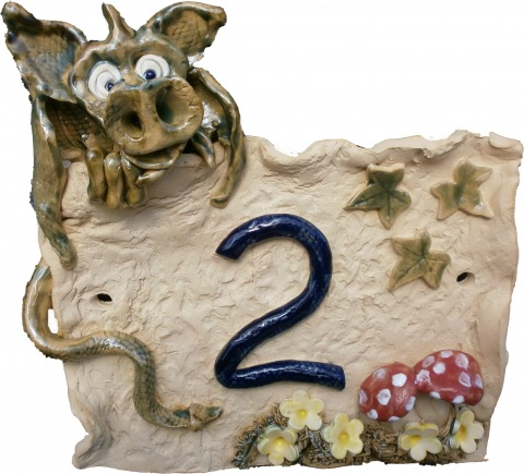 Dragon House Number