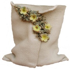 Flower  Wall Sack