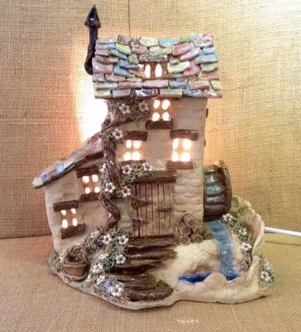 Watermill Lamp